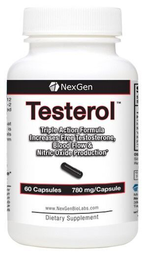 Top Testosterone Replacement Supplements - Testerol