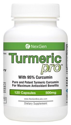 Top Turmeric Supplement 2016 - Turmeric Pro
