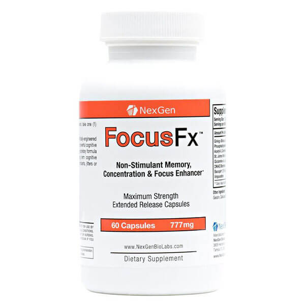 focus supplement stack