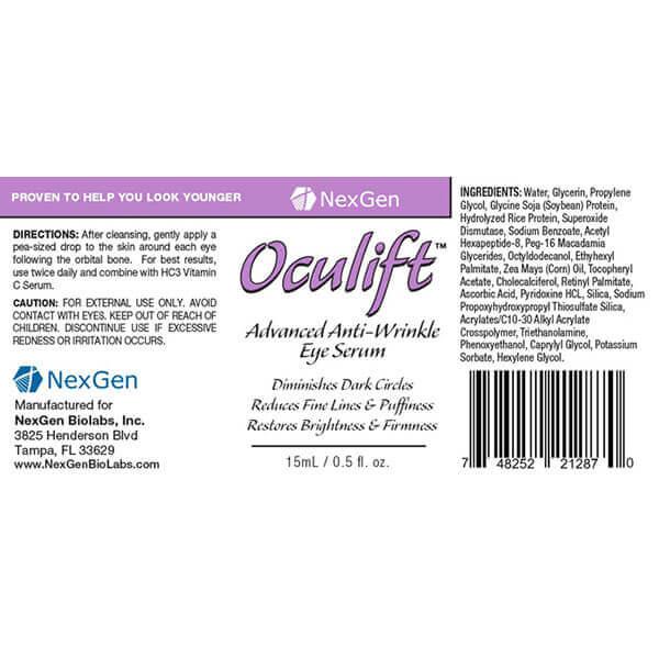 oculift reviews & ingredients